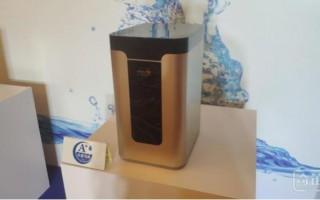 海尔展示净水流速王 获A+长效节水认证9月上市