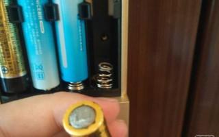 智能门锁电池需专用 耐时推出不漏液的智能门锁电池