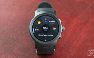LG 专利显示还将推出5款智能手表 最快将于明年正式发布